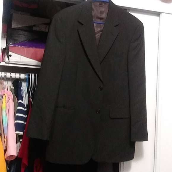 Mens Large Suit Jacket